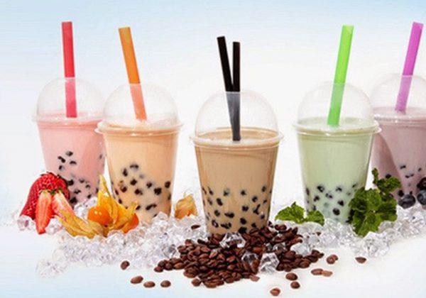 Sự tích vị hấp dẫn của trà sữa trân châu