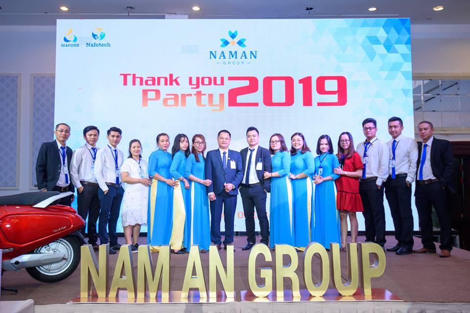 Hội nghị khách hàng - Thank You Party Nam An Group 2019 miền Nam