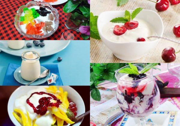 Tổng hợp 3 cách làm sữa chua cực hot cho mùa hè