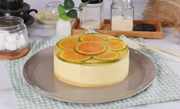 Cách làm bánh mousse hương cam cực ngon tại nhà