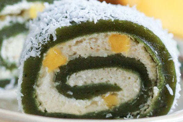 Cách làm bánh mochi trà xanh matcha tại nhà