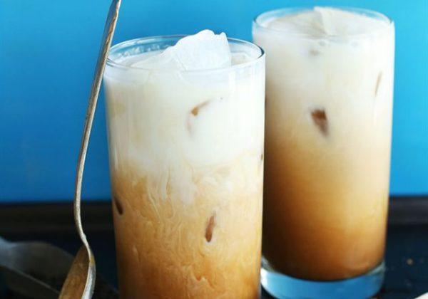 Cách làm trà sữa chay nước cốt dừa tại nhà