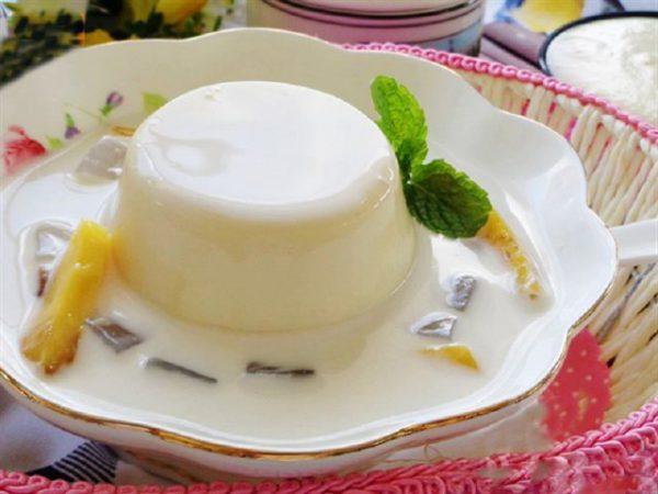 Cách làm chè sầu riêng nước cốt dừa