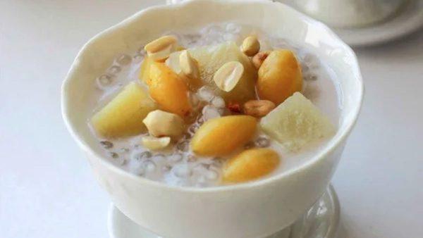 Cách làm chè sake bạch quả bổ dưỡng