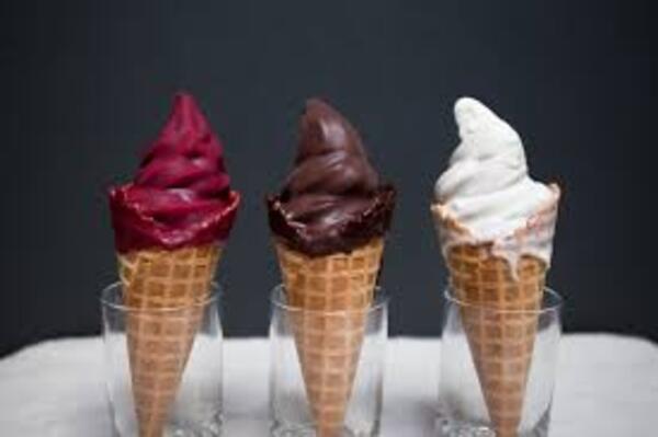 làm kem bằng bột làm kem 2