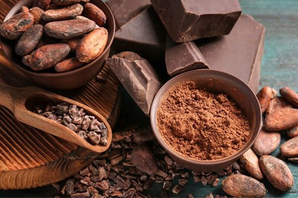 Bột cacao là một nguyên liệu quen thuộc trong ngành F&B