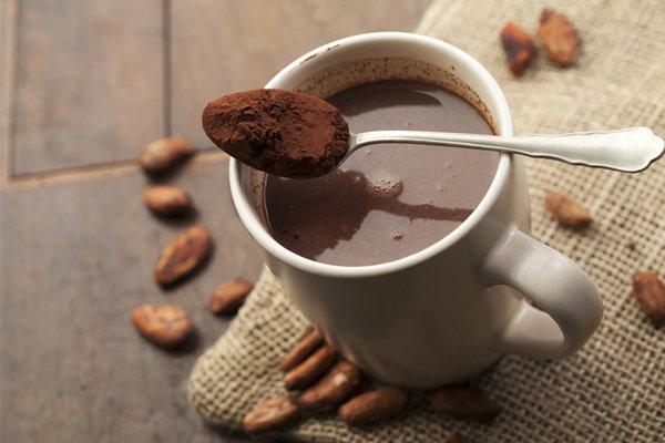 Bột cacao rất được ưa chuộng nhớ hương vị thơm ngon và tốt cho sức khỏe
